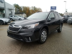 New 2021 Subaru Outback Premium WAGON 4S4BTADC2M3119713 for sale in Muskegon, MI at Subaru of Muskegon