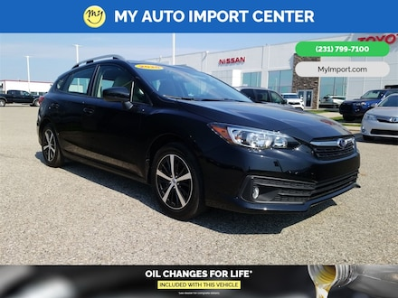 Featured Used 2020 Subaru Impreza Premium Hatchback for Sale in Holland, MI