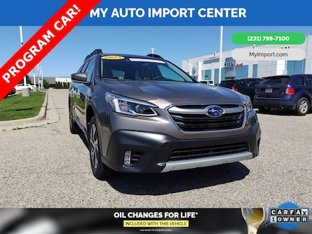 Featured Used 2021 Subaru Outback Limited SUV for Sale in Holland, MI