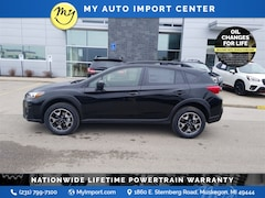 New 2020 Subaru Crosstrek Base JF2GTABC3LH239892 for sale in Muskegon, MI at Subaru of Muskegon