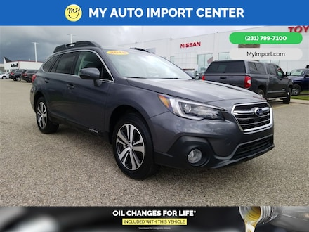 Featured Used 2019 Subaru Outback 2.5i Limited SUV for Sale in Holland, MI