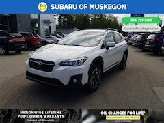 New 2020 Subaru Crosstrek 2.0i Premium JF2GTAEC5L8273201 for sale in Muskegon, MI at Subaru of Muskegon