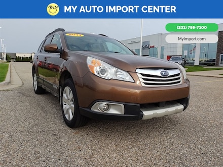 Featured Used 2011 Subaru Outback 3.6R Limited SUV for Sale in Holland, MI