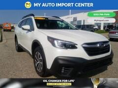 2020 Subaru Outback Premium SUV 4S4BTACC7L3191510