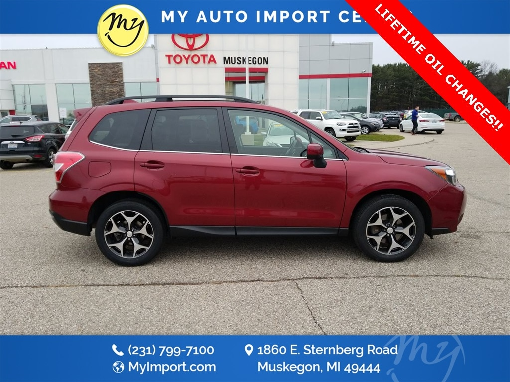 Featured Used 2016 Subaru Forester 2.0XT Premium SUV for Sale in Holland, MI