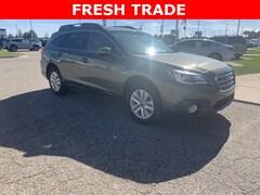 Used 2015 Subaru Outback 2.5i Premium SUV for sale in Muskegon, MI at Subaru of Muskegon