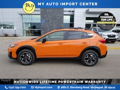 New 2020 Subaru Crosstrek Base JF2GTABC0LH241468 for sale in Muskegon, MI at Subaru of Muskegon