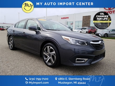 Featured Used 2020 Subaru Legacy Limited Sedan for Sale in Holland, MI
