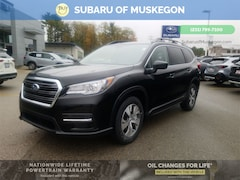 New 2021 Subaru Ascent Premium 7-Passenger SUV 4S4WMAFD3M3417546 for sale in Muskegon, MI at Subaru of Muskegon