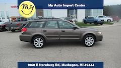 Used 2008 Subaru Outback 2.5i Wagon 4S4BP61C787319796 for sale in Muskegon, MI at Subaru of Muskegon
