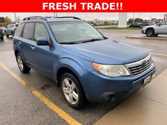 Used 2009 Subaru Forester 2.5X Premium SUV for sale in Muskegon, MI at Subaru of Muskegon