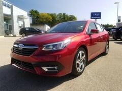 New 2020 Subaru Legacy Limited SEDAN 4S3BWAN62L3032638 for sale in Muskegon, MI at Subaru of Muskegon