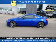 New 2020 Subaru BRZ Limited COU JF1ZCAC19L9701201 for sale in Muskegon, MI at Subaru of Muskegon