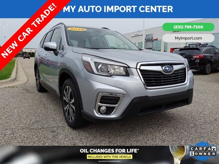 Featured Used 2020 Subaru Forester Limited SUV for Sale in Holland, MI