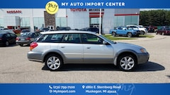 Used 2007 Subaru Outback 2.5i Limited Wagon for sale in Muskegon, MI at Subaru of Muskegon