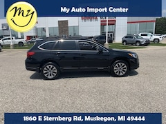 Used 2016 Subaru Outback 2.5i Limited SUV 4S4BSBNC1G3341655 for sale in Muskegon, MI at Subaru of Muskegon