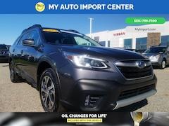 2020 Subaru Outback Limited SUV 4S4BTALC5L3200950