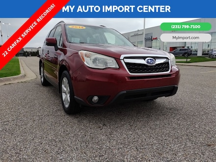 Featured Used 2014 Subaru Forester 2.5i Touring SUV for Sale in Holland, MI