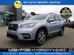 New 2020 Subaru Ascent Limited SUV 4S4WMALD3L3445267 for sale in Muskegon, MI at Subaru of Muskegon