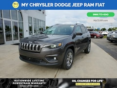New 2020 Jeep Cherokee LATITUDE LUX 4X4 Sport Utility for sale in Mt Pleasant, MI