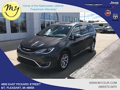 New 2019 Chrysler Pacifica LIMITED Passenger Van 2C4RC1GG2KR703020 for sale in Mt Pleasant, MI