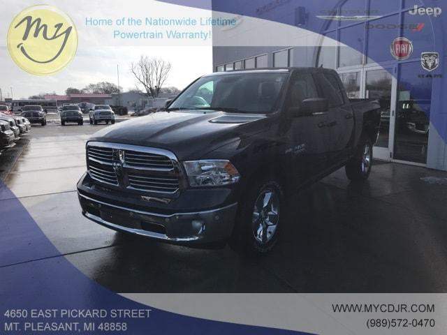 New 2019 Ram 1500 CLASSIC BIG HORN CREW CAB 4X4 5'7 BOX Crew Cab for sale in Mt Pleasant, MI