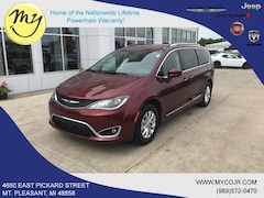 New 2019 Chrysler Pacifica TOURING L Passenger Van 2C4RC1BG1KR714758 for sale in Mt Pleasant, MI
