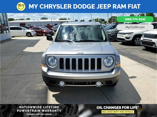 Buy A Used Car In Mt Pleasant Michigan Visit My Chrysler Dodge Jeep Ram