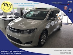 New 2019 Chrysler Pacifica LIMITED Passenger Van 2C4RC1GG5KR720975 for sale in Mt Pleasant, MI