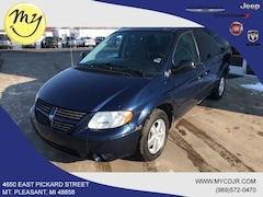 Used 2005 Dodge Grand Caravan SXT Van 2D4GP44L15R462492 for sale in Mt Pleasant, MI