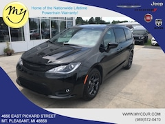 New 2019 Chrysler Pacifica TOURING L PLUS Passenger Van 2C4RC1EG8KR666414 for sale in Mt Pleasant, MI
