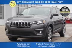 New 2020 Jeep Cherokee LATITUDE PLUS 4X4 Sport Utility for sale in Mt Pleasant, MI