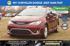 Certified Pre-Owned 2020 Chrysler Pacifica Touring L Van Passenger Van 2C4RC1BG0LR114072 for sale in Mt Pleasant, MI