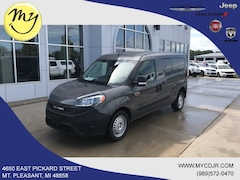 New 2019 Ram ProMaster City TRADESMAN CARGO VAN Cargo Van ZFBHRFAB6K6N67117 for sale in Mt Pleasant, MI