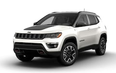 New 2021 Jeep Compass TRAILHAWK 4X4 Sport Utility for sale in Mt Pleasant, MI