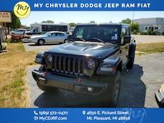 New 2020 Jeep Gladiator RUBICON 4X4 Crew Cab for sale in Mt Pleasant, MI