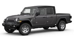 New 2020 Jeep Gladiator SPORT S 4X4 Crew Cab 1C6HJTAG3LL150773 for sale in Mt Pleasant, MI