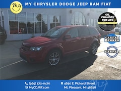 Used 2017 Dodge Journey GT SUV for sale in Mt Pleasant, MI