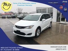 New 2019 Chrysler Pacifica TOURING L Passenger Van 2C4RC1BG3KR541325 for sale in Mt Pleasant, MI