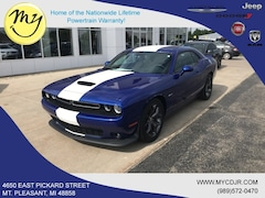 Used 2019 Dodge Challenger R/T Coupe for sale in Mt Pleasant, MI
