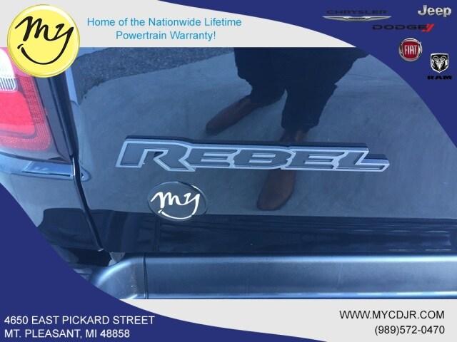 New 2019 Ram 1500 REBEL CREW CAB 4X4 5'7 BOX For Sale | Mt ...