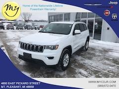 Used 2018 Jeep Grand Cherokee Laredo 4x4 SUV 1C4RJFAG5JC313354 for sale in Mt Pleasant, MI