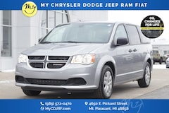 New 2019 Dodge Grand Caravan SE Passenger Van for sale in Mt Pleasant, MI