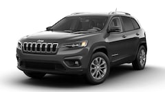 New 2021 Jeep Cherokee LATITUDE LUX 4X4 Sport Utility for sale in Mt Pleasant, MI