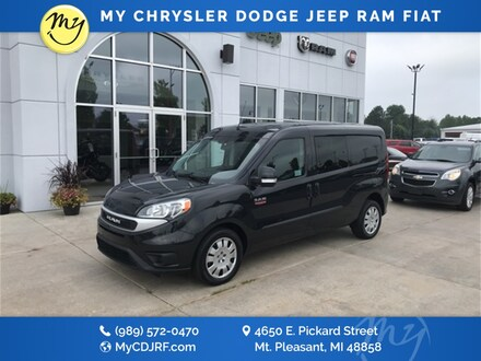 Featured New 2019 Ram ProMaster City WAGON SLT Cargo Van for sale in Mt. Pleasant, MI