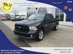 Used 2018 Ram 1500 Tradesman Truck Crew Cab for sale in Mt Pleasant, MI