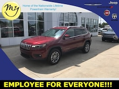 New 2019 Jeep Cherokee LATITUDE PLUS 4X4 Sport Utility for sale in Mt Pleasant, MI