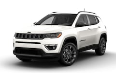 New 2021 Jeep Compass 80TH ANNIVERSARY 4X4 Sport Utility for sale in Mt Pleasant, MI
