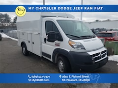 New 2018 Ram ProMaster 3500 CUTAWAY 136 WB / 81 CA Chassis for sale in Mt Pleasant, MI