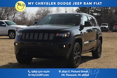 New 2020 Jeep Grand Cherokee ALTITUDE 4X4 Sport Utility for sale in Mt Pleasant, MI